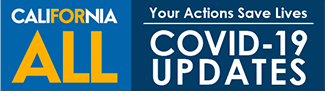 California Department of Public Health COVID-19 Updates